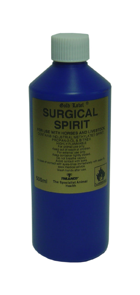 Gold Label Surgical Spirit - 500ml