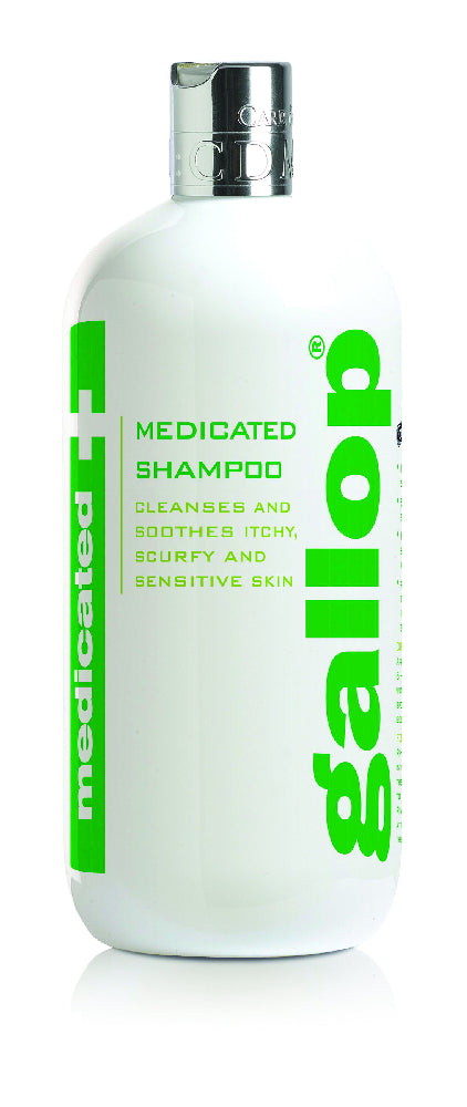 Carr, Day & Martin Gallop Medicated Shampoo - 500ml
