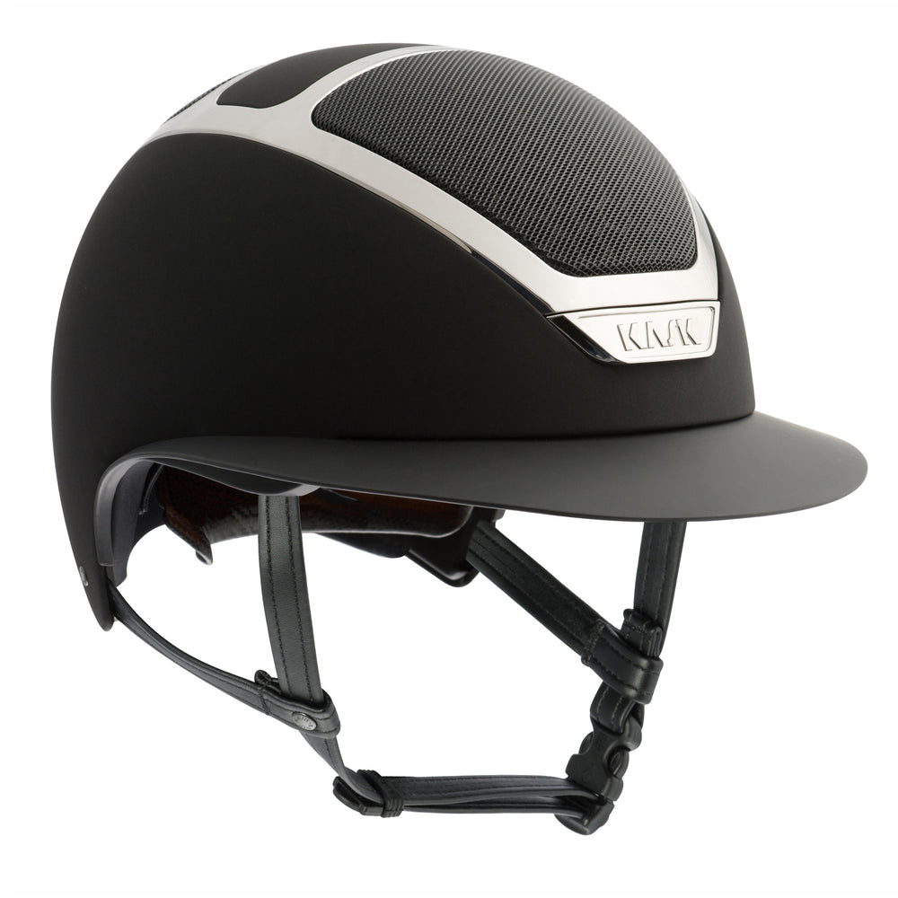 KASK Star Lady Helmet - Black/Silver