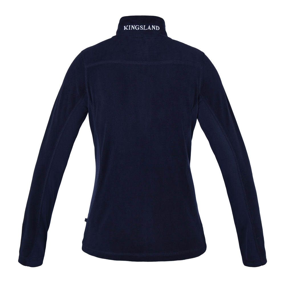 Kingsland Arkinson Micro Fleece Jacket - Navy Blue