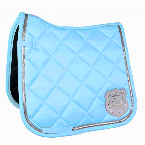 Cavallino Marino Rimini Saddle Cloth - Turquoise