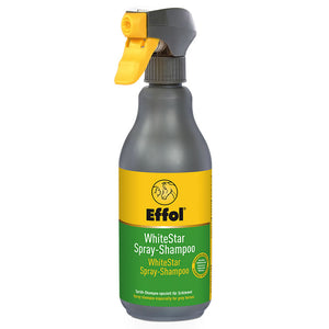 Effol White Star Spray Shampoo - 500ml