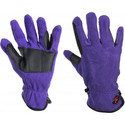 Horka Fleece Gloves - Purple