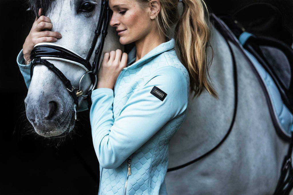 Equestrian Stockholm Next Generation Jacket - Ice Blue