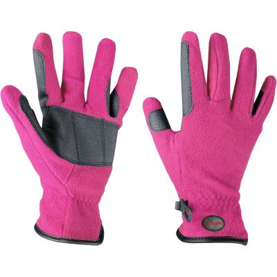 Horka Fleece Gloves - Pink