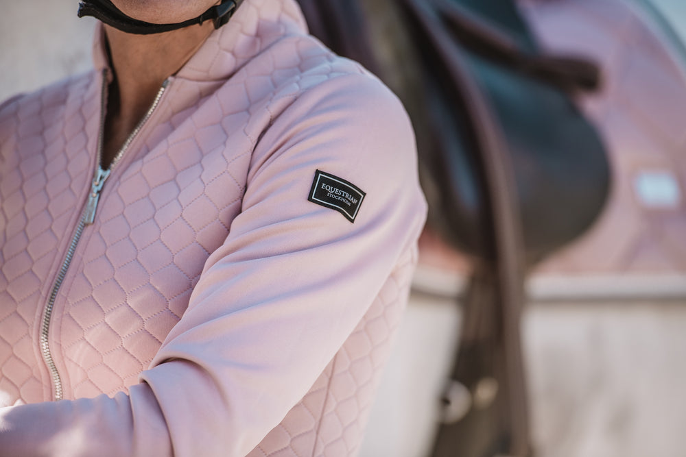 Equestrian Stockholm Next Generation Jacket - Dusty Pink