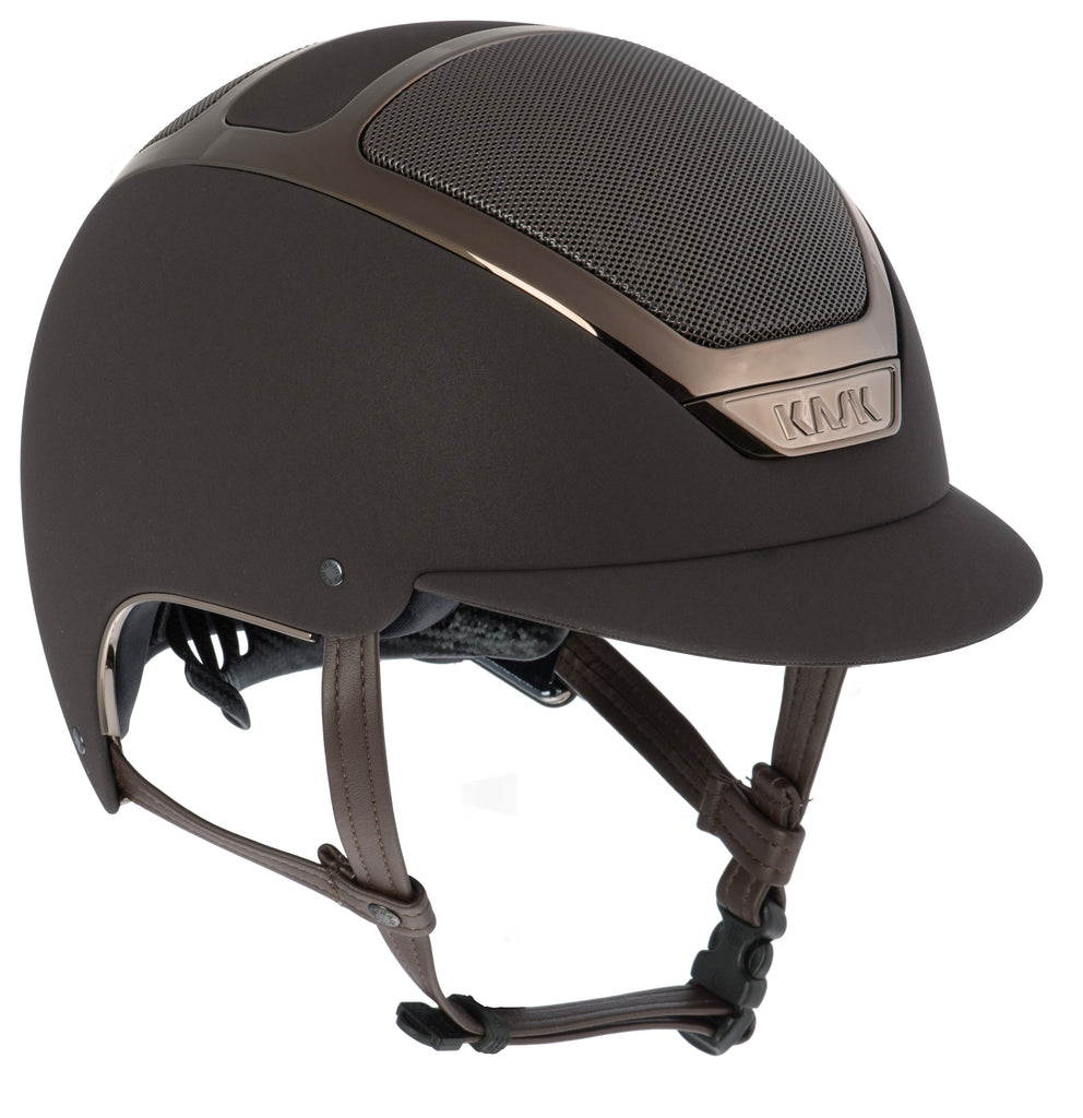 KASK Dogma Chrome Light Helmet - Brown