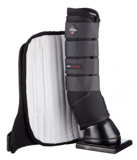 LeMieux Stable Boot Black