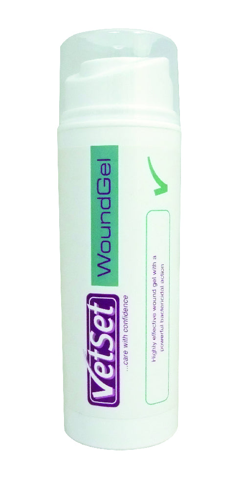 VetSet Woundgel - 100ml