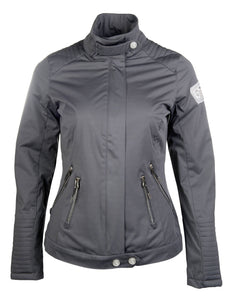 Cavallino Marino Rimini Riding Jacket - Deep Grey