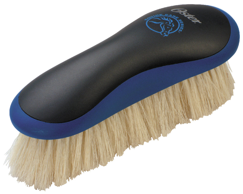 Oster Finishing Brush Soft  - Blue