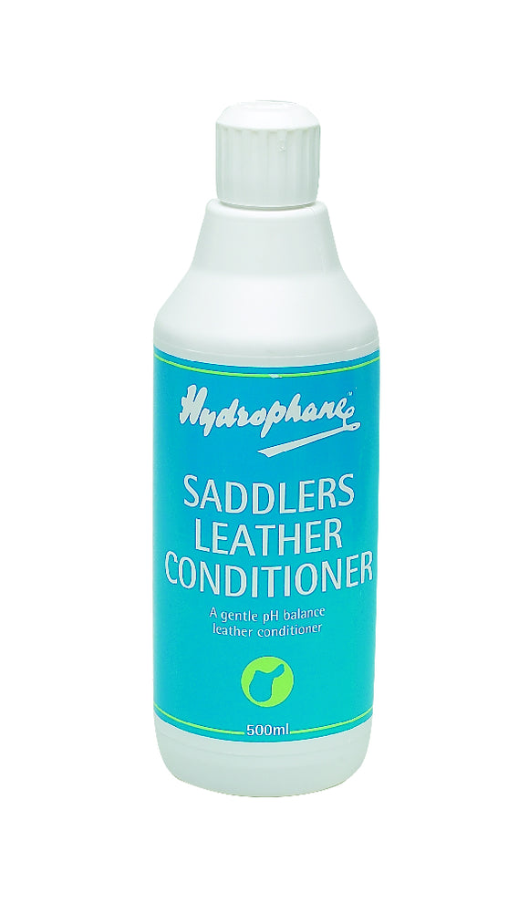 Hydrophane Saddlers Leather Conditioner - 500ml