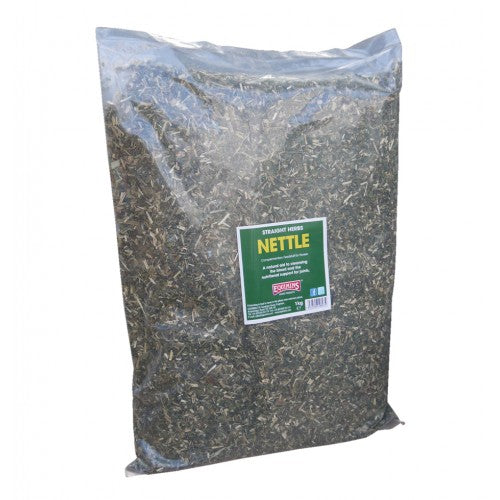 Equimins Straight Herbs Nettle - 1kg Bag