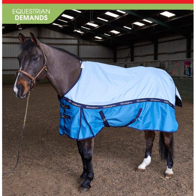 John Whitaker Healey Lightweight 2 Tone Turnout Rug