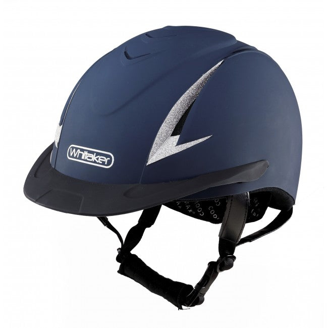 John Whitaker New Rider Generation Helmet Competition Approved