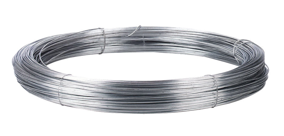 Corral Steel Wire Galvanised - 250 Metres