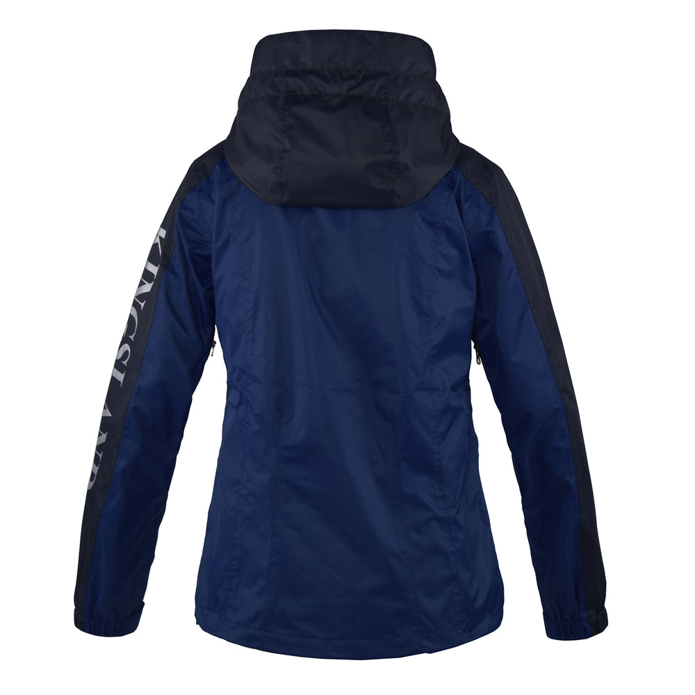 Kingsland Dillon Waterproof Rain Jacket - Blue Depths