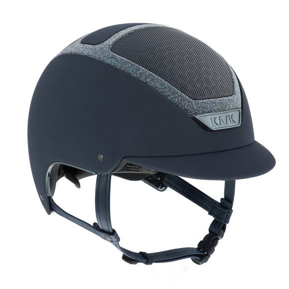 KASK Swarovski Frame Dogma Light - Navy Blue