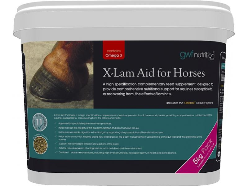 X-Lam Aid Pellets For Horses - 5kg