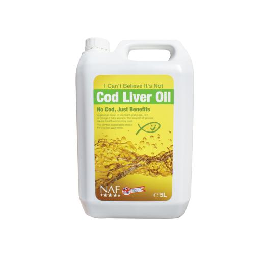 NAF I Can't Believe It's Not Cod Liver Oil - 5 Litre
