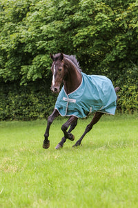Bucas Freedom Lightweight Turnout - Mallard Green