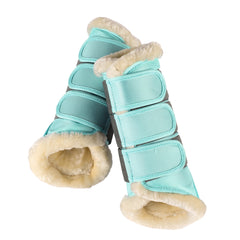Eskadron SS18 Classic Sports Fur Brushing Boots - Jade