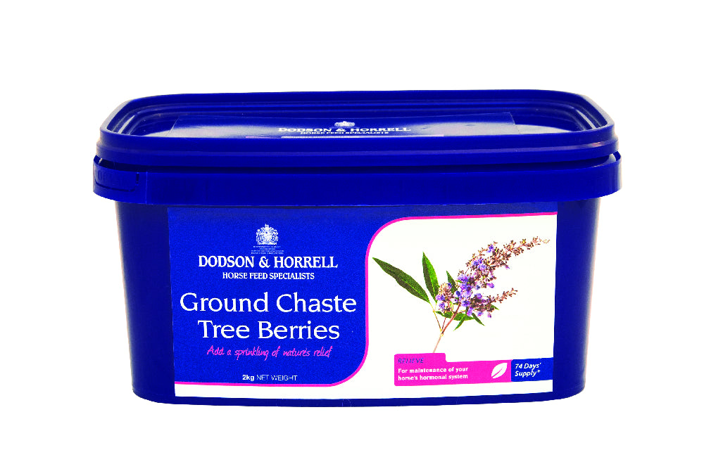 Dodson & Horrell Ground Chaste Tree Berries - 2kg