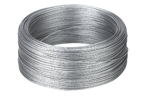 Corral Stranded Wire Galvanised - 200 Metres