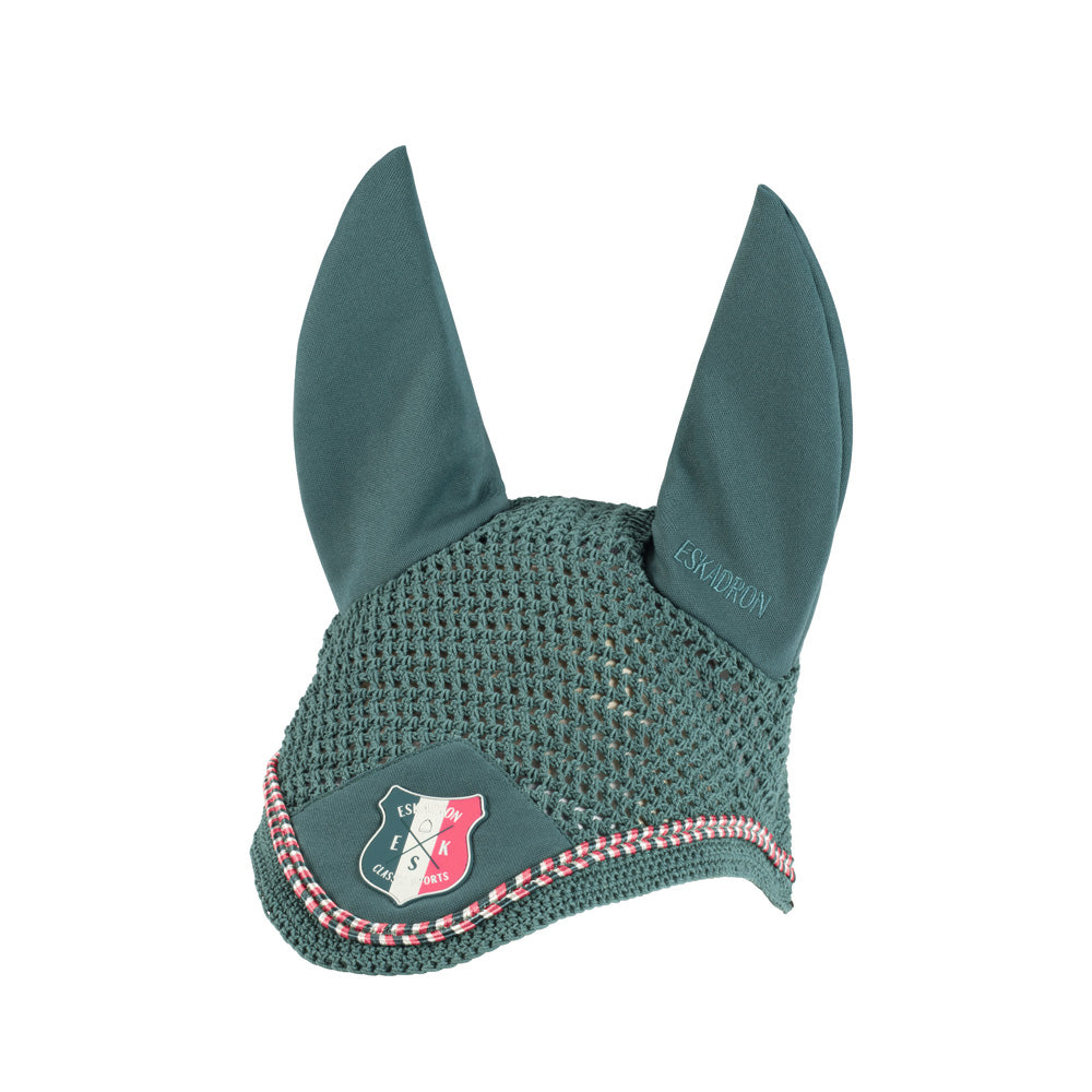 *PRE-ORDER* Eskadron Classic Sports Artwork Fly Hood - Seapine Green