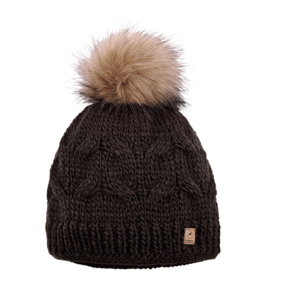 Pikeur Bobble Hat - Brown