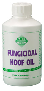 Barrier Fungicidal Hoof Oil - Natural