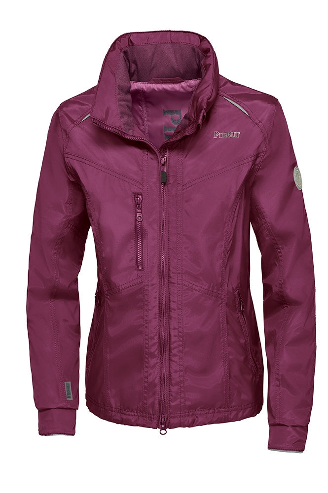 Pikeur SS18 Caress Waterproof Jacket - Grapevine