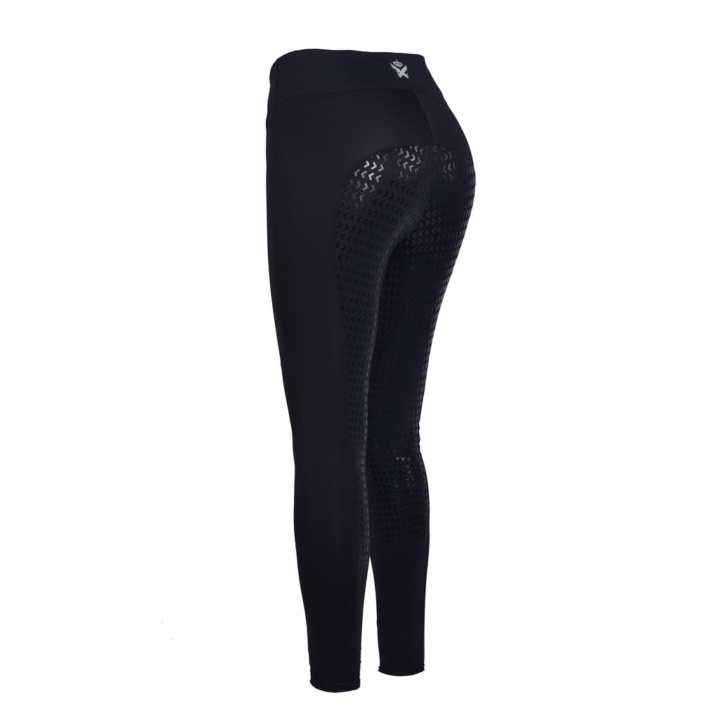 Kingsland SS18 Ariston Leggings/Riding Breeches - Black