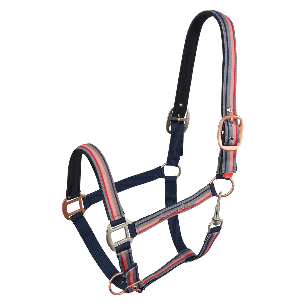 Imperial Riding Headcollar Cherished Metal