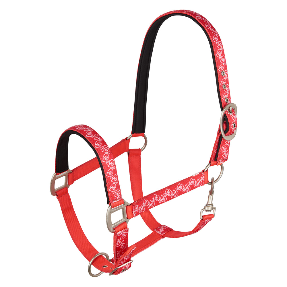 Imperial Riding Headcollar Awake Diva pink