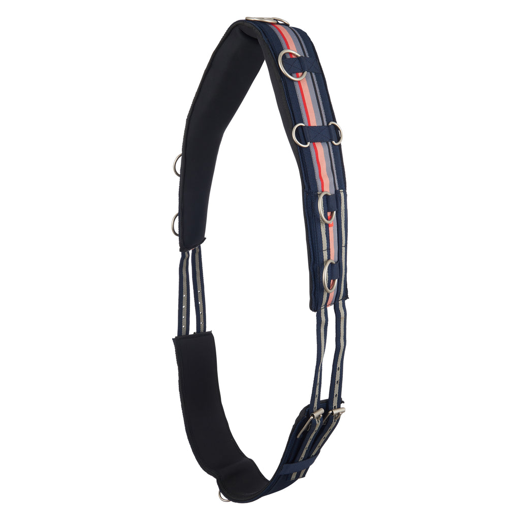 Imperial Riding Lunging Girth Dressy Navy