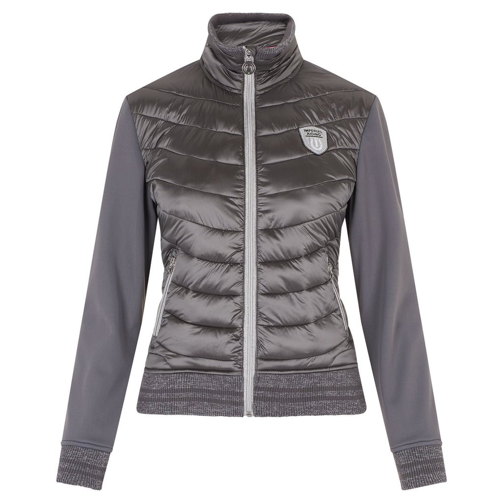 Imperial Riding Performance Jacket Sparkley Antracite