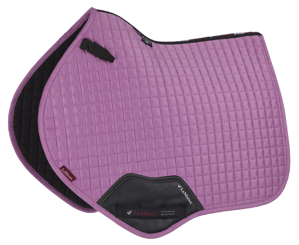 *PRE-ORDER* LeMieux ProSport Cotton Close Contact Square - Lavender