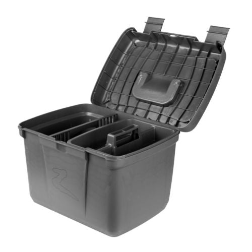 Horze Smart Grooming Box - Dark Grey