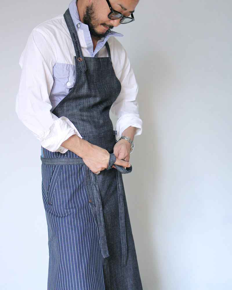 2way Denim Apron