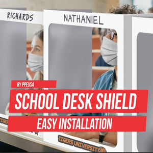 School Desk Shields