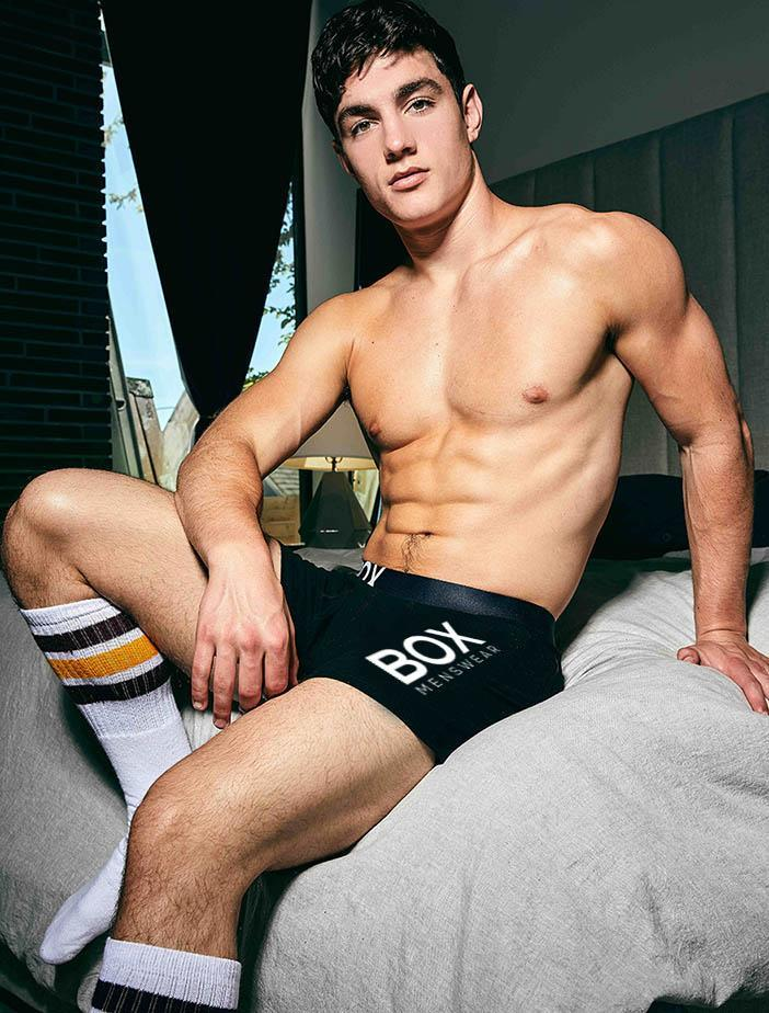 Bulge boxer shorts briefs