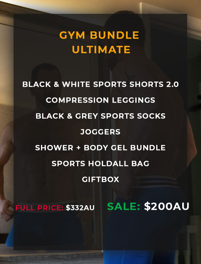 Ultimate Back to Gym Bundle