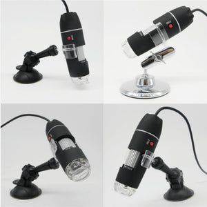 1000X Zoom 1080p Microscope Camera ( Buy 2 Get Extra 10% Off )