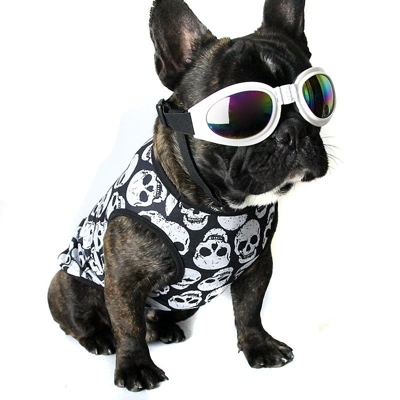 Dog Skull Vest - Luv I said Pet