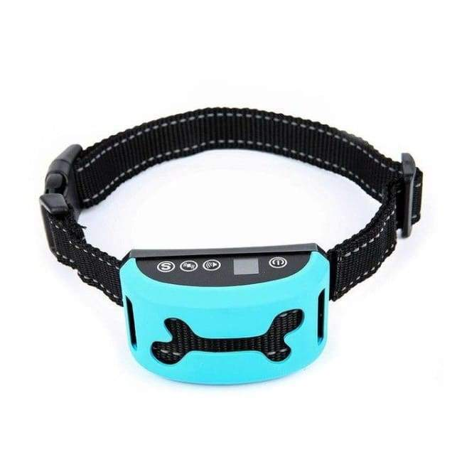Anti Bark Dog Training Collar - Rechargeable - Luv I said Pet