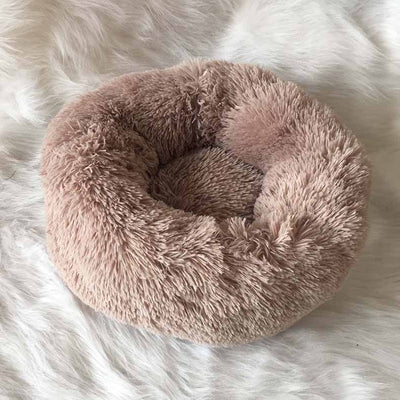 Lush Plush Nest Bed For Pups & Kittsters