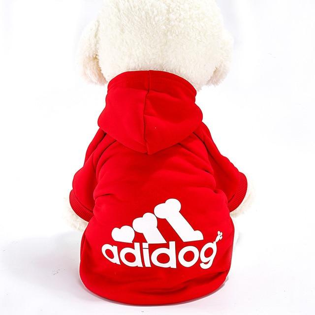 Dog Tracksuit Adidog for Small & Medium - Luv I said Pet
