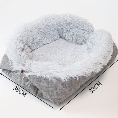 Foldable Cat Bed