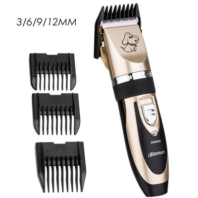 Rechargeable/Electrical Dog Hair Trimmers